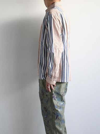 NOMA t.d. N Stripe Shirt_b0139281_13304058.jpg