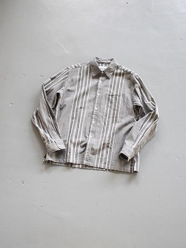 NOMA t.d. N Stripe Shirt_b0139281_13305870.jpg