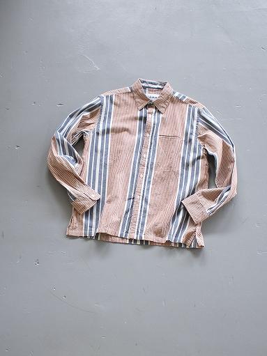 NOMA t.d. N Stripe Shirt_b0139281_13311588.jpg