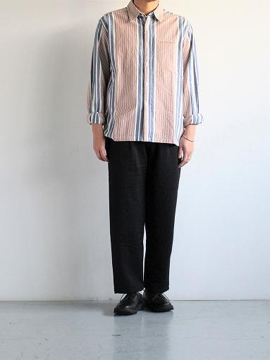 NOMA t.d. N Stripe Shirt_b0139281_1332362.jpg