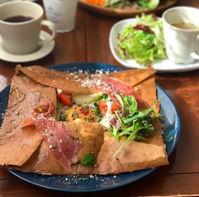 [沼津]creperie cafe Ferme(クレープリー カフェ フェルム):可愛くておいしい♪ガレット&クレープのお店_d0144092_16550140.jpg