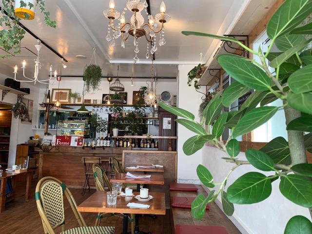 [沼津]creperie cafe Ferme(クレープリー カフェ フェルム):可愛くておいしい♪ガレット&クレープのお店_d0144092_16550454.jpg