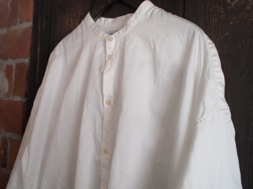 ORDINARY FITS の SHIRT_d0228193_11441773.jpg