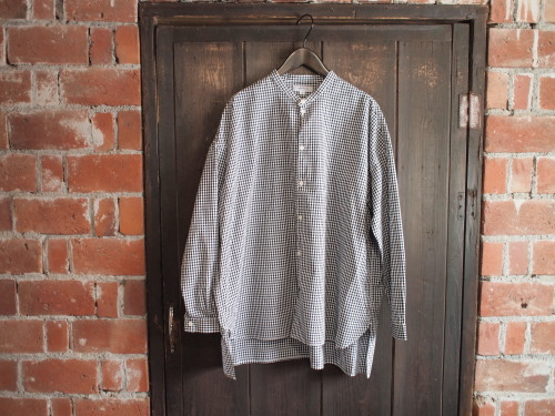 ORDINARY FITS の SHIRT_d0228193_11442913.jpg