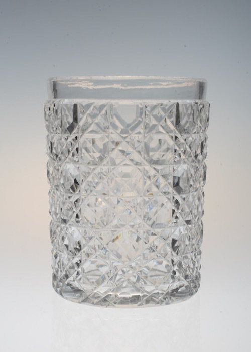 Baccarat Diamond Cut Tumbler_c0108595_23100112.jpeg
