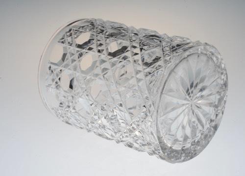 Baccarat Diamond Cut Tumbler_c0108595_23215606.jpeg