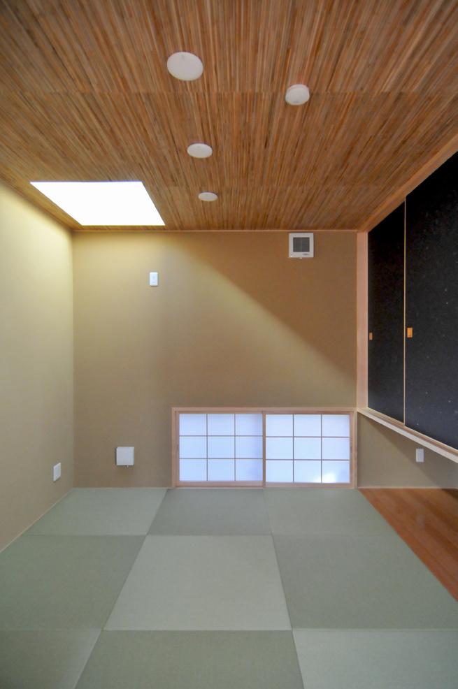 シンプルな和室!_c0148401_09592085.jpg
