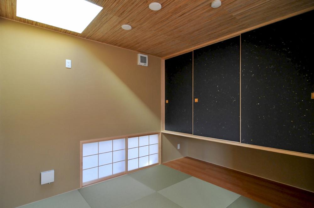 シンプルな和室!_c0148401_09592990.jpg