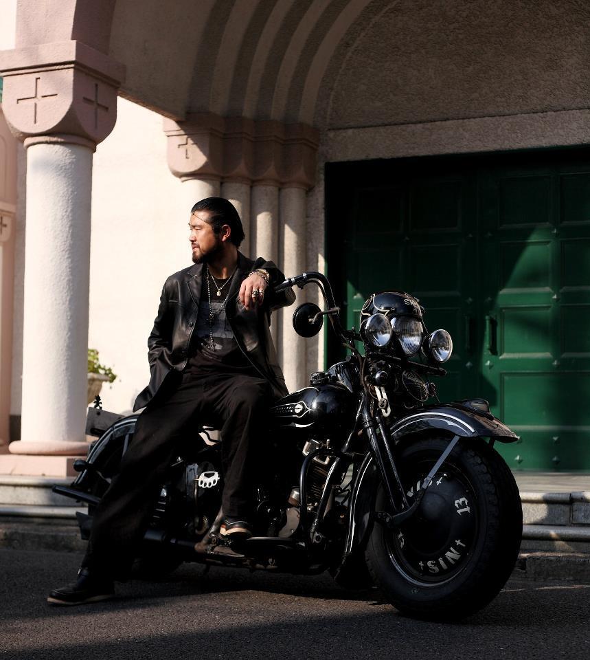 Harley-Davidson 1948 PAN HEAD FL for SALE_f0157505_23295143.jpg