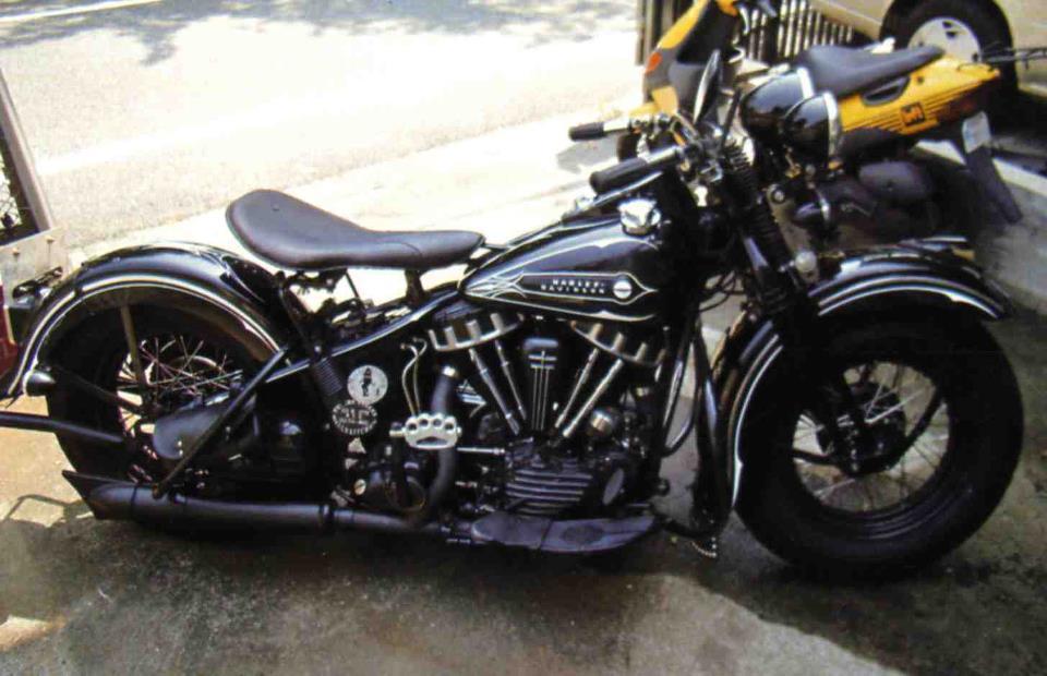Harley-Davidson 1948 PAN HEAD FL for SALE_f0157505_23295998.jpg