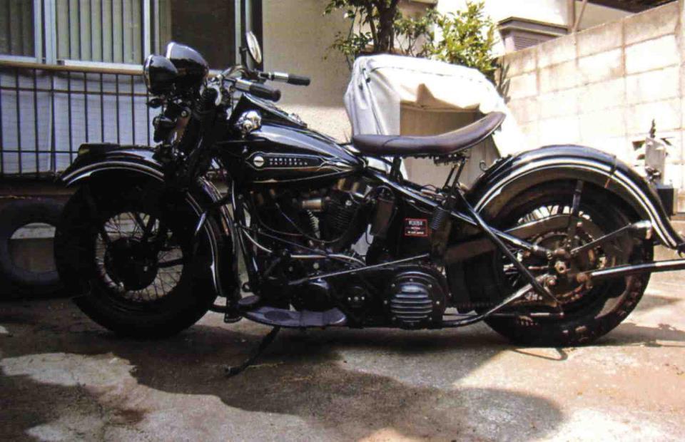 Harley-Davidson 1948 PAN HEAD FL for SALE_f0157505_23300227.jpg