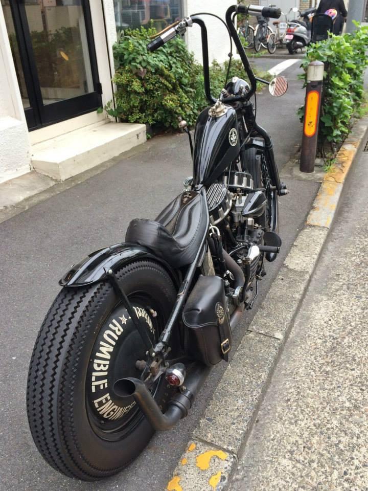 Harley-Davidson 1948 PAN HEAD FL for SALE_f0157505_23314925.jpg