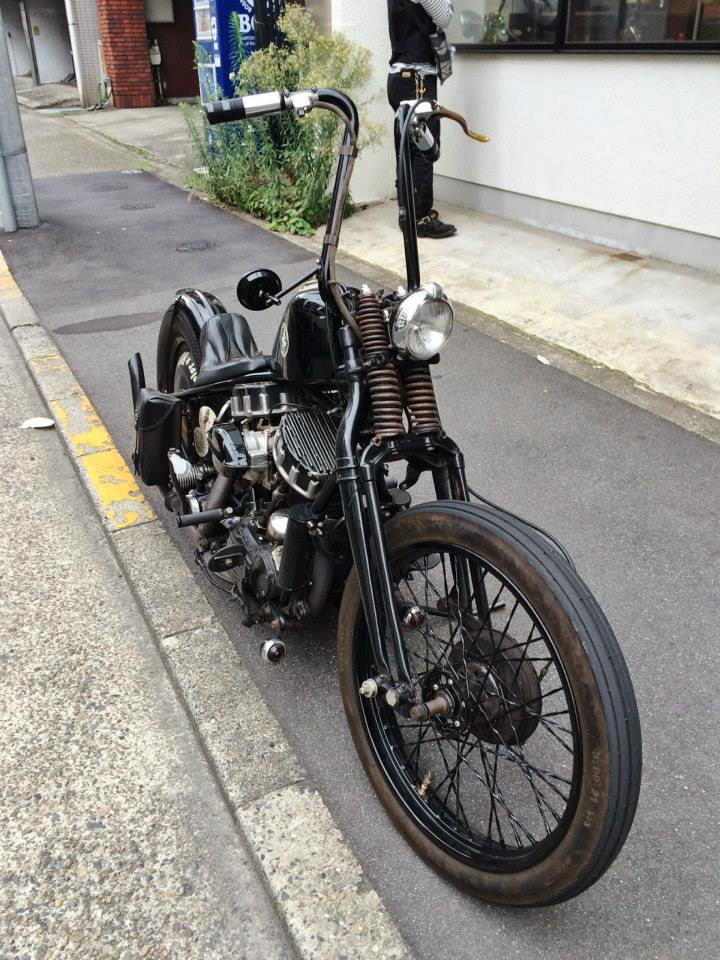 Harley-Davidson 1948 PAN HEAD FL for SALE_f0157505_23315257.jpg