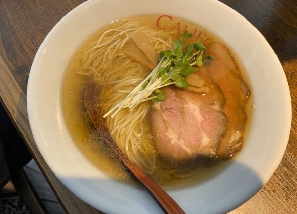☆煮干しラーメン☆_a0165709_05502914.jpg