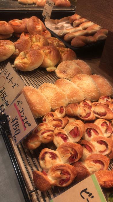 焼きたてのパンを買った時やること_a0037910_10290650.jpg