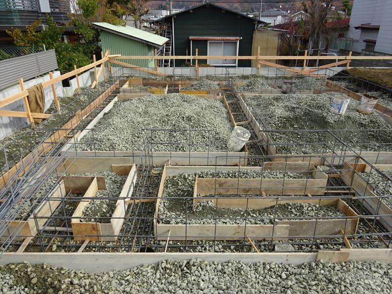 緑ヶ丘 アトリエのある家 進行中。_f0105112_04321796.jpg