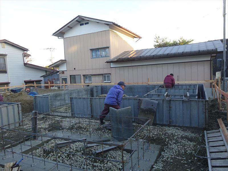 緑ヶ丘 アトリエのある家 進行中。_f0105112_04371246.jpg