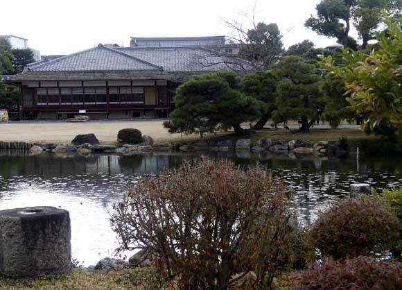 渉成園(枳殻邸) 東本願寺_e0048413_21033121.jpg