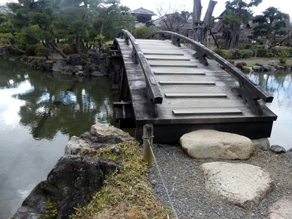 渉成園(枳殻邸) 東本願寺_e0048413_21033548.jpg