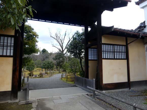 渉成園(枳殻邸) 東本願寺_e0048413_21040497.jpg