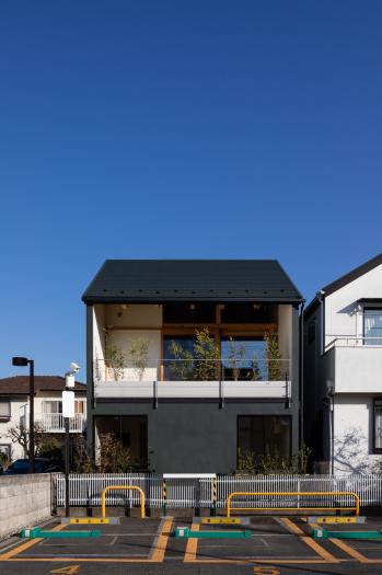 小金井の家が竣工しました。_a0136514_13265462.jpg