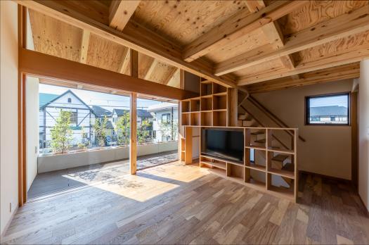小金井の家が竣工しました。_a0136514_13344722.jpg