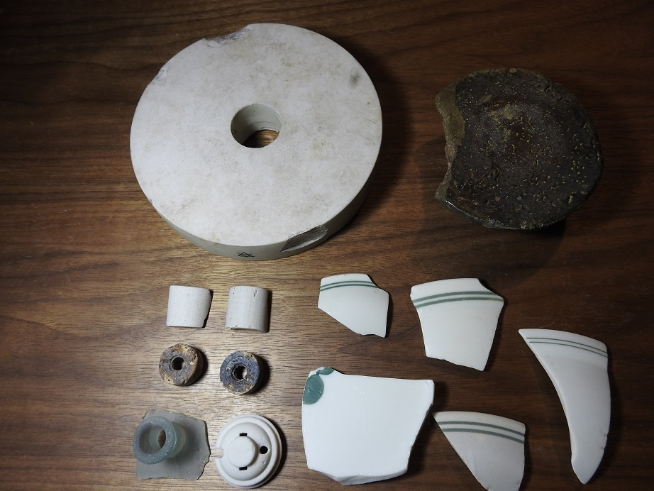大久野島 瓦斯製造用陶器_c0353716_19090839.jpg