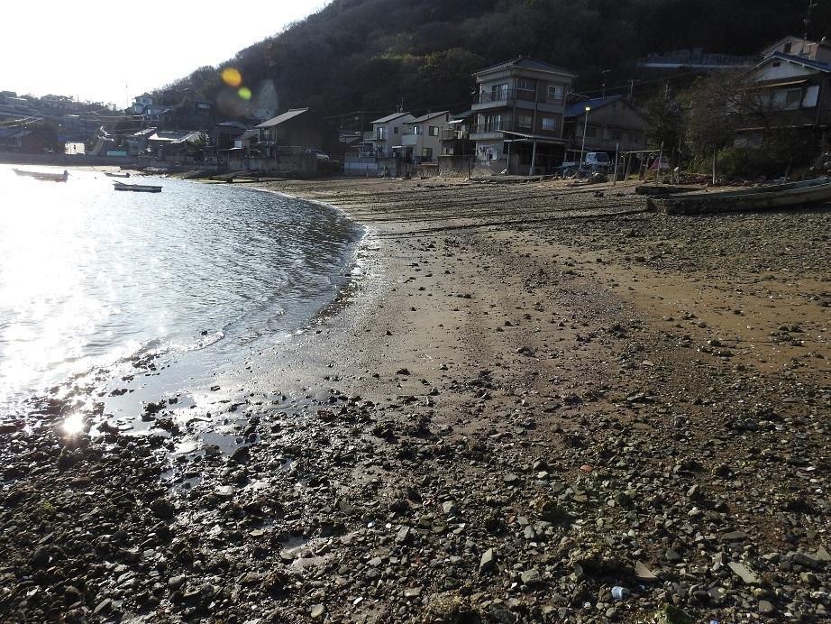 鞆の浦ビーチコーミング_c0353716_19535689.jpg
