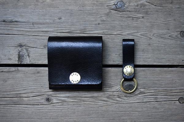 brass concha wallet + key ring_b0172633_19574851.jpg