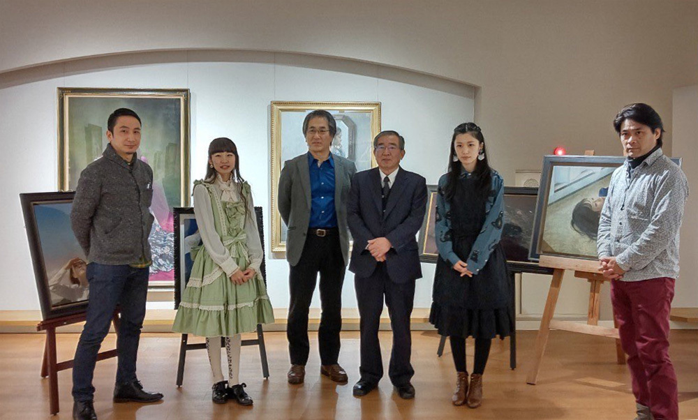 鶴の来る町ミュージアム一周年イベント_c0053436_17460434.jpg