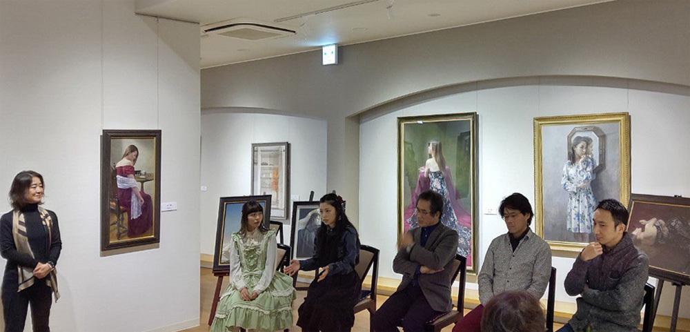 鶴の来る町ミュージアム一周年イベント_c0053436_17530264.jpg