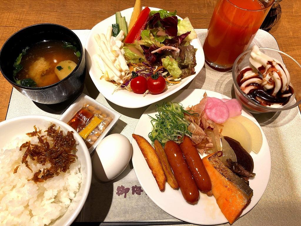 Breakfast Buffet@Osaka Tokyu REI Hotel_a0384046_00084126.jpg