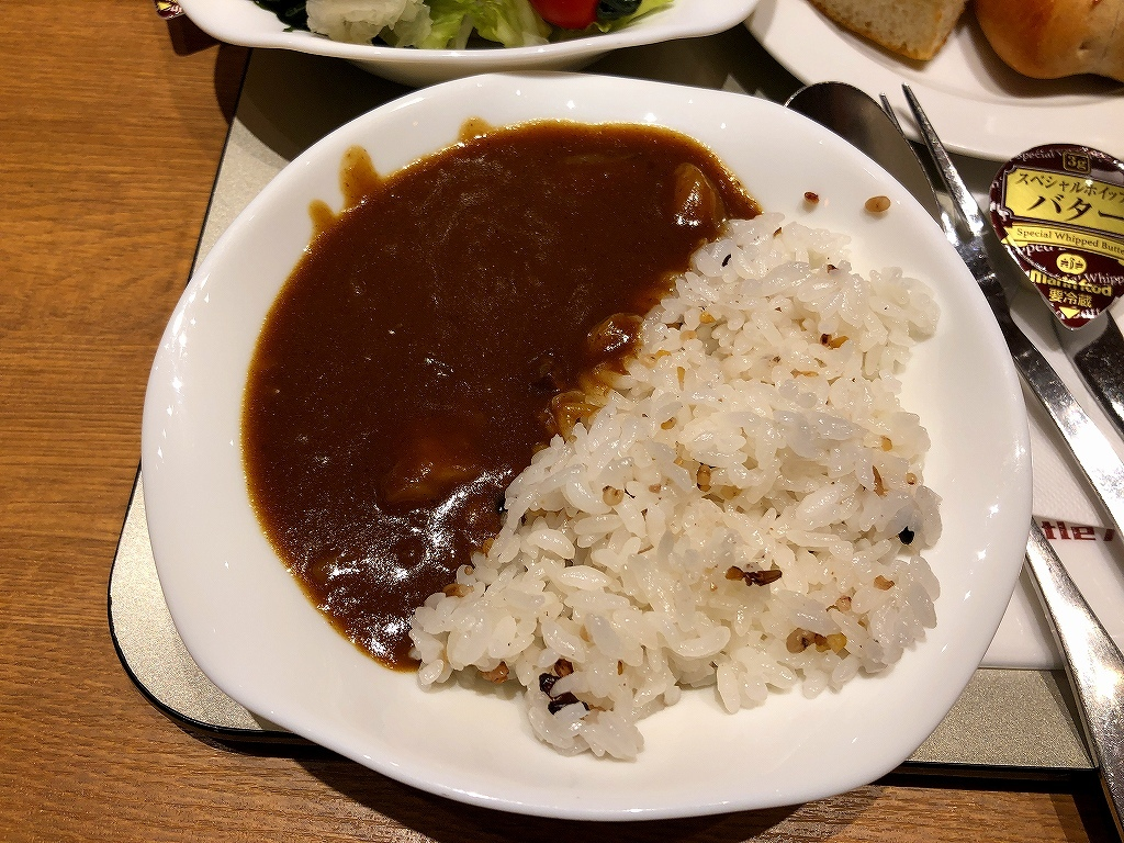 Breakfast Buffet@Osaka Tokyu REI Hotel_a0384046_23025923.jpg