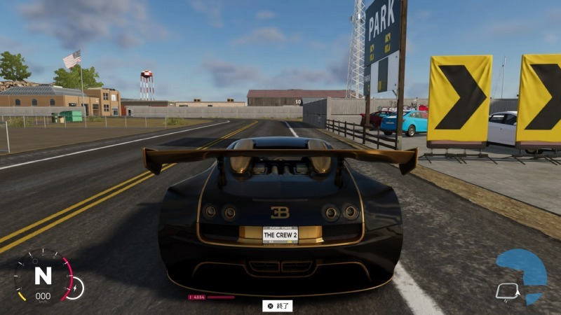 ゲーム「THE CREW2 Veyron Edition ONE試乗してきました」_b0362459_12262529.jpg