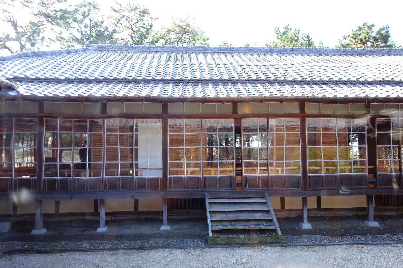 沼津御用邸記念公園 西附属邸(その1)_c0112559_08142647.jpg