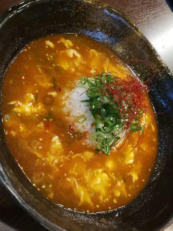 汁なし担々麺 山貴_a0007462_21083477.jpg