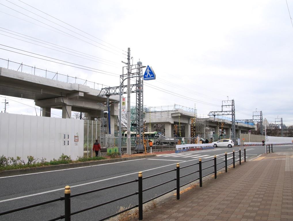 阪急崇禅寺駅付近を歩く・・_d0202264_9521269.jpg