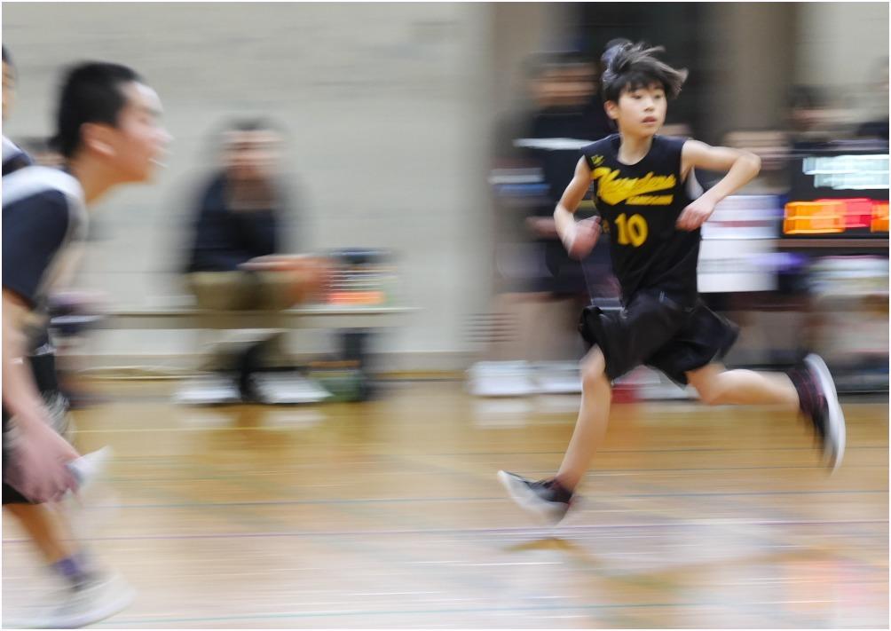 < バスケの練習試合 ② > _c0036080_10241792.jpg