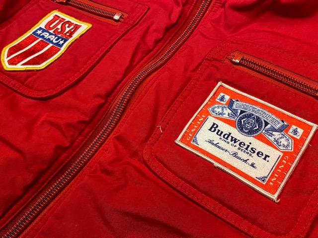 2月1日(土)マグネッツ大阪店スーペリア入荷!!#5 Work編! REDWING #2126 & WeldingJKT、Budweiser、Carhartt!!_c0078587_20332013.jpg