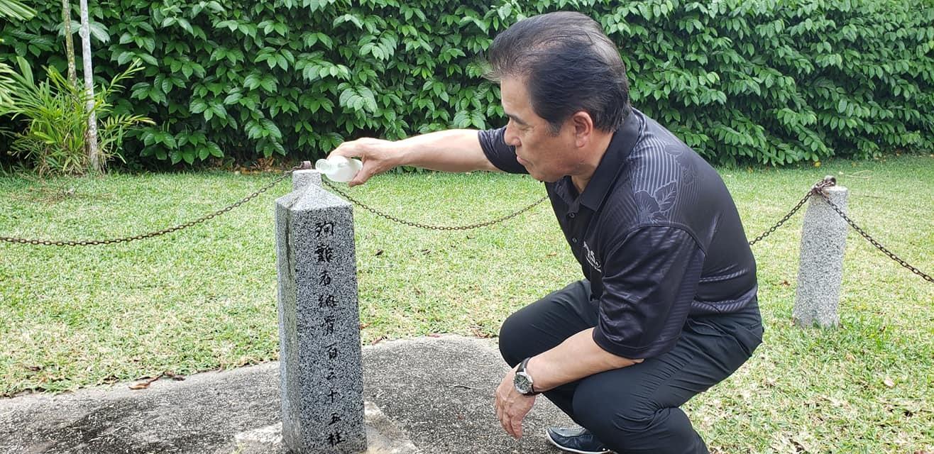 高知出身、山下奉文中将(マレーの虎)のマレー電撃作戦の足跡をたどる旅を、井上和彦さんとご一緒させて頂きました。_c0186691_10374912.jpg