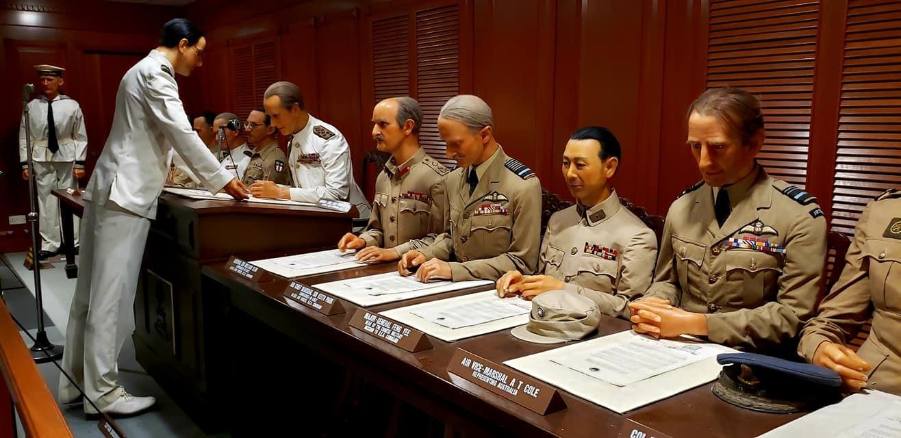 高知出身の山下奉文中将(マレーの虎)率いるマレー電撃作戦 日本陸軍が勇猛果敢に南下し、シンガポールのイギリス軍最強の要塞陥落までの行程を無事に走破。_c0186691_17110094.jpg