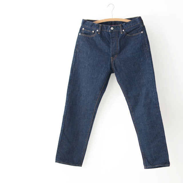 ordinary fits [オーディナリー フィッツ] 5POCKET ANKEL DENIM ONE WASH [OM-P020OW] ワンウォッシュ MEN\'S/LADY\'S _f0051306_16305009.jpg