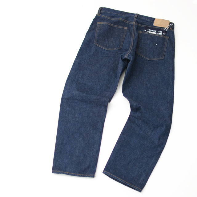 ordinary fits [オーディナリー フィッツ] 5POCKET ANKEL DENIM ONE WASH [OM-P020OW] ワンウォッシュ MEN\'S/LADY\'S _f0051306_16305063.jpg