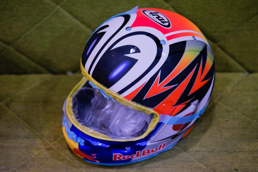 "Arai Helmet RX-7X \""Koyamax \""_f0369107_20504647.jpg"