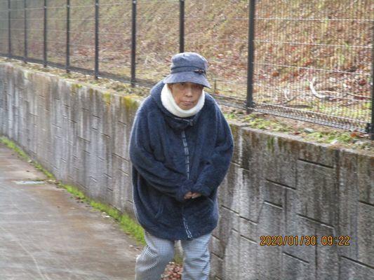 1/30 朝の散歩_a0154110_11364797.jpg