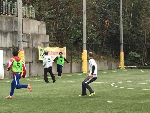ゆるUNO 1/18(土) at UNOフットボールファーム_a0059812_01414119.jpg