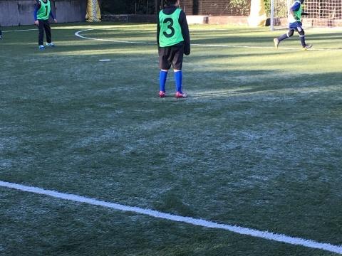 ゆるUNO 1/19(日) at UNOフットボールファーム_a0059812_02053281.jpg
