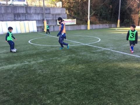 ゆるUNO 1/19(日) at UNOフットボールファーム_a0059812_02053553.jpg