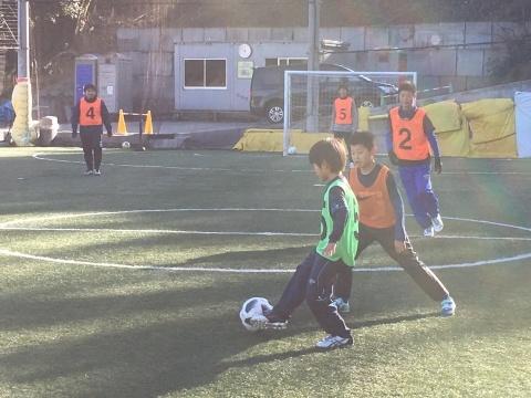 ゆるUNO 1/19(日) at UNOフットボールファーム_a0059812_02060848.jpg