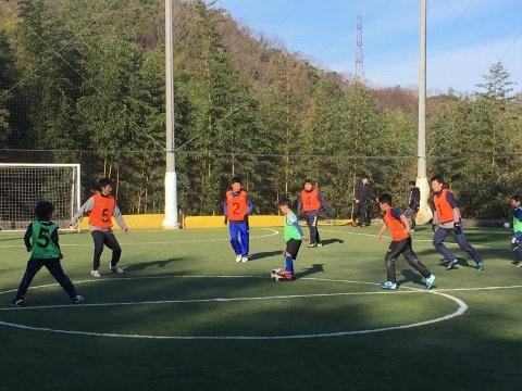 ゆるUNO 1/19(日) at UNOフットボールファーム_a0059812_02062229.jpg